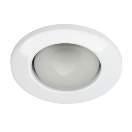 Corp iluminat Kanlux 1081 RAGO DL - Spot incastrat, E27, max 60W, IP20, alb