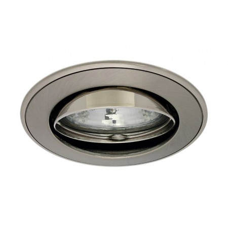 Corp iluminat Kanlux 2752 CEL PARLE CTC-5519 - Spot incastrat directional, Gx4, max 35W, 12V, IP20,nichel