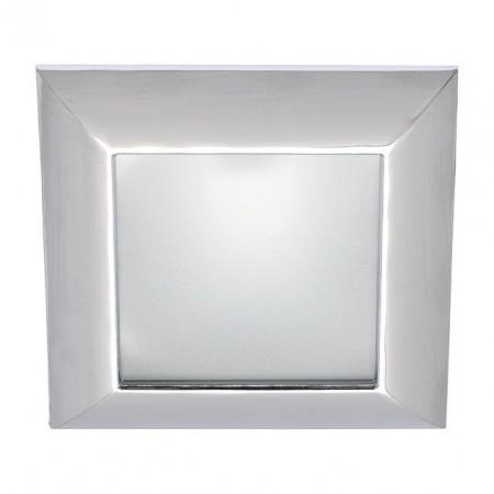 Corp iluminat Kanlux 4325 RESO CTX-KW10-AN - Spot incastrat, Gx6,35, max 35W, 12V, IP20, argintiu
