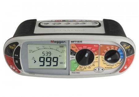 Multimetru Megger MFT1835 - Tester multifunctional IP54, CAT IV