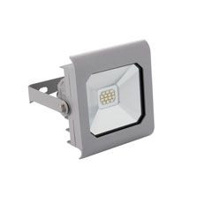 Proiector LED Kanlux 25583 ANTRA - Proiector led, 10W, 4000k, IP65, argintiu