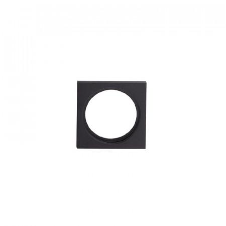 Rama de incastrare Arelux XClub CUS1 BK - RAMA 1P BK, negru