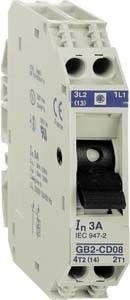 Siguranta automata Schnedier GB2CD05 - DISJUNCTOR COMANDA 1P+N 0,5A