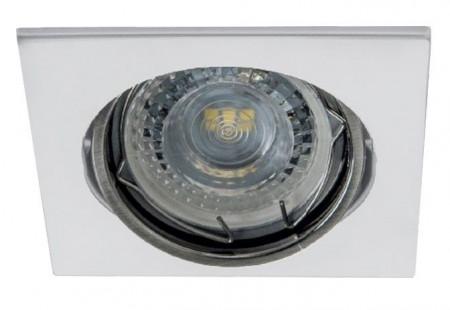 Spot Kanlux 26731 ALOR-DTL - Inel spot directional incastrat LED GU10, max 35W, IP 20, alb