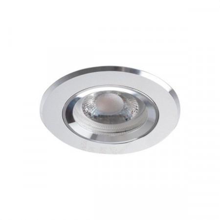 Spot Kanlux 7362 RADAN CT-DSO50 - Spot incastrat, directional Gx5,3, max 50W, 12V, IP20, argintiu