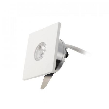Spot LED Arelux XTwist TW02WW40 MWH - Corp iluminat cu led 1x3W 3000K 700mA 40grd. IP40 MWH (5f), alb