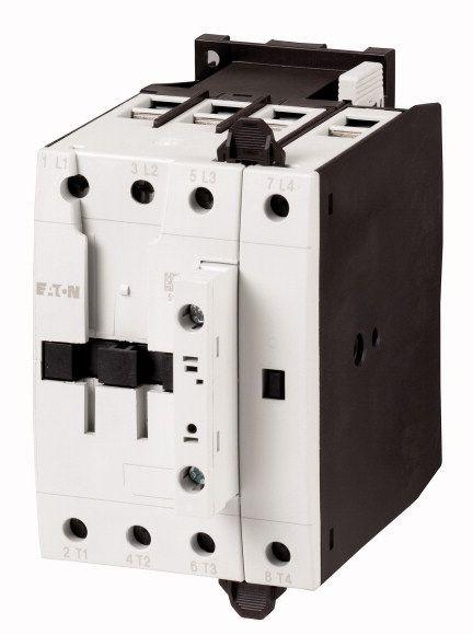 Contactor Eaton 109920 - Contactor putere DILMP160(RDC24)-Contactor 4 poli, 160 A