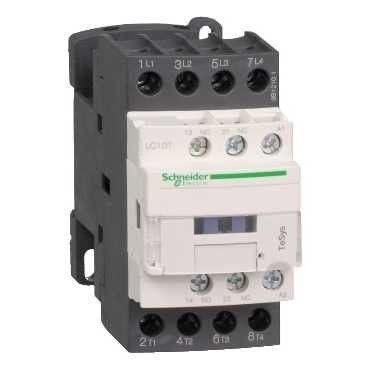 Contactor Schnedier LC1DT25MD - Contactor putere