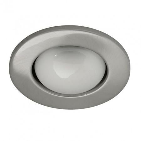 Corp iluminat Kanlux 1084 RAGO DL - Spot incastrat, E27, max 30W, IP20, crom mat