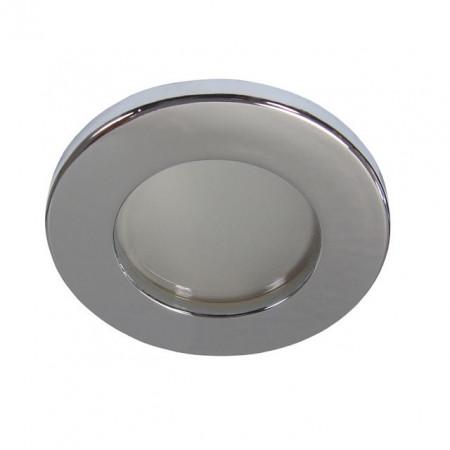 Corp iluminat Kanlux 4707 GLEN CT-DS82-C - Spot incastrat, Gx5,3, max 35W, 12V, IP44, crom
