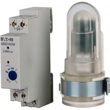 Eaton 196845 SRSD1NOW releu senzor crepuscular - Intrerupator crepuscular cu senzor