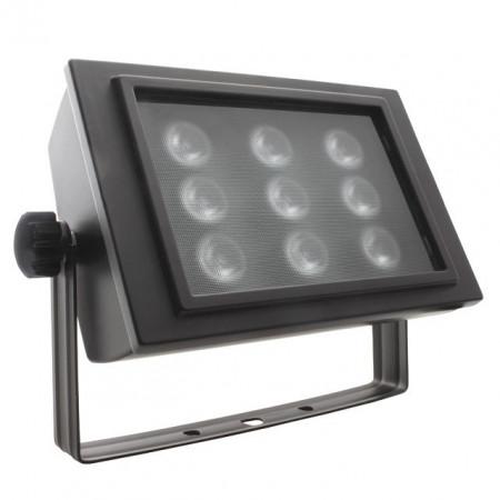 Proiector Kanlux 8650 ALIX POWER LED12-B - Proiector led 12W, IP44, 500lm, 6200k-6600k, negru