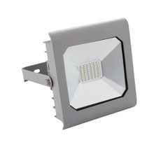 Proiector LED Kanlux 25584 ANTRA - Proiector led, 30W, 4000k, IP65, argintiu