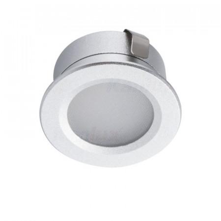 Spot Kanlux 23521 IMBER LED - Spot incastrat impermeabil, IP65, 1W, 12V DC, 6500k, aluminiu