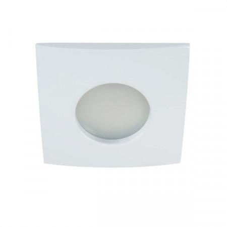 Spot Kanlux 26300 QULES - Spot fix, etans, incastrat, LED, GU10, max 35W, IP 44, alb