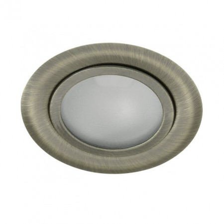 Spot Kanlux 814 GAVI CT-2116B-BR/M - Spot, G4, max 20W, 12V, IP20, bronz mat
