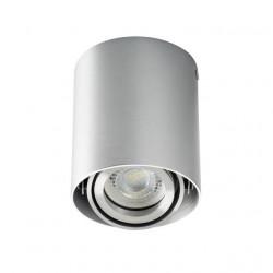 Aplica Kanlux 26112 TOLEO DTO - Plafoniera 1xmax 25W, Gu10, IP20, aluminiu periat