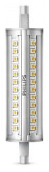 Bec cu led Philips 8718696522516 - LED 60W R7S 118mm WH ND 1BC/4