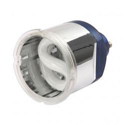 Bec Kanlux 12731 CDL 9W - Bec CFL, 9W, GU10, 2700k, alb