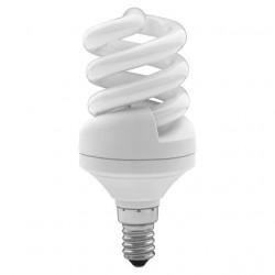 Bec Kanlux 18222 ETU-MSS - Bec CFL, E14, 9W, 2100k, 500lm