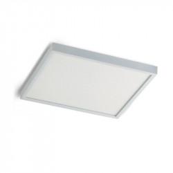 Corp de iluminat Arelux XCase CSQ6060NW MWH - Corp LED aplicat 4000K 600X600 40W (5f)