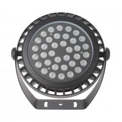 Corp de iluminat Arelux XSpark SPK02NW15 - Proiector etans, led, 36W, 4000k, 4460lm, IP65 negru
