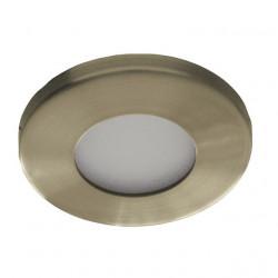 Corp iluminat Kanlux 4710 MARIN CT-S80-AB - Spot Gx5,3, max 35W, 12W, IP44, bronz antic