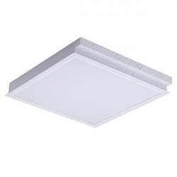 Corp iluminat LED Kanlux 25713 REGIS - Corp ilum incastrat tavam fals, T8, G13, 4x18W, alb