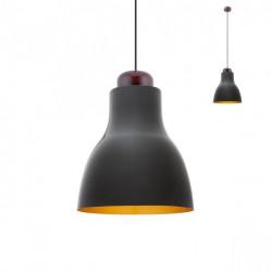 Corp iluminat Redo 01-1607 Cadeira - Lustra, max 1x42W, E27, IP20, negru-auriu