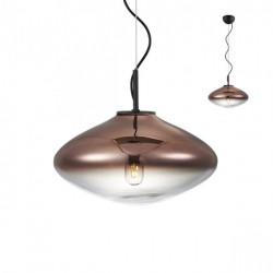Corp iluminat Redo 01-1620 Absolute - Lustra 1X42W, E27, D380 Copper SHADOW