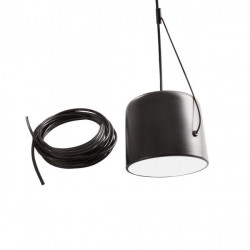 Corp iluminat Redo PC5 BK Dodo - Lustra, E27, mx 1x15W, IP20, negru