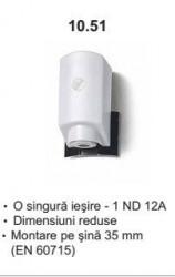 Finder 105181200000 Senzor crepuscular - RELEU CREPUSCULAR FIXARE PE STALP, 1 CONTACT ND, 12A,120V A.C.