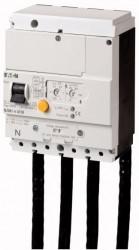 Intrerupator automat Eaton 104608 - NZM1-4-XFIR-Declansator ptr curent diferential reglabil 160A