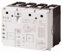 Intrerupator automat Eaton 292343 - NZM2-4-XFI30-Declansator ptr curent diferential 30 mA