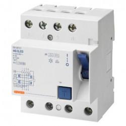 Intrerupator automat Gewiss GW95731 - RCCB 4P 80A IMPULS REZIST.B/0,03 4M