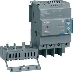 Intrerupator automat Hager HBA126H - BLOC DIF X160 4P 125A IDN RÉGL.TEMPO