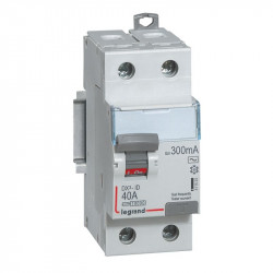 Intrerupator automat Legrand 411507 - DX3-ID 2P 80A AC 30MA