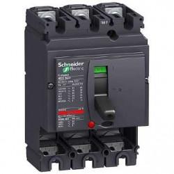 Intrerupator automat Schneider LV430404 - Disjunctor 3P 160A 70kA NSX160H WITHOUT TRIP UNIT COMPACT CIRCUIT BREAKER