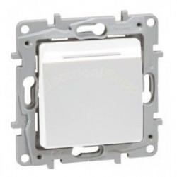 Intrerupator Legrand 664793 Niloe - Intrerupator cu card, alb