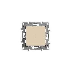 Intrerupator Legrand 664816 Niloe - Intrerupator cap-scara cu indicator, 16AX, ivoar