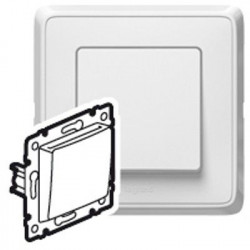 Intrerupator Legrand 773909 Cariva - INTRERUPATOR IP 44 IVOIRE