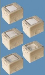 Intrerupator Sonepar HZ-LK34510 Hydro - Intrerupator simplu