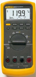 Multimetru Fluke FLUKE 83-V/EUR - Average Responding Industrial Multimeter