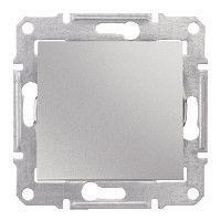 Obturator Schneider SDN5600160 Sedna - Tasta falsa aluminiu