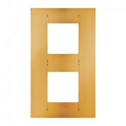 Rama Gewiss GW16424MO Chorus - Rama Geo International 4M tehnopolimer metalizat auriu