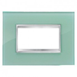 Rama Gewiss GW16604CV Chorus - Rama Flat, 4M, sticla, verde soft