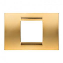 Rama Gewiss GW32062 Playbus - Rama Playbus 2M, oriz, tehnopolimer, auriu