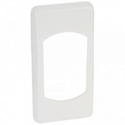Rama Legrand 68630 Celiane - Rama 1 modul, din termoplastic, alb