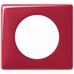 Rama Legrand 68811 Celiane - Rama 1 post, polimer, magenta