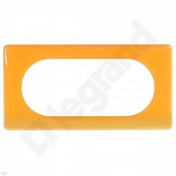 Rama Legrand 68845 Celiane - Rama 4/5 module, din termoplastic, mandarin